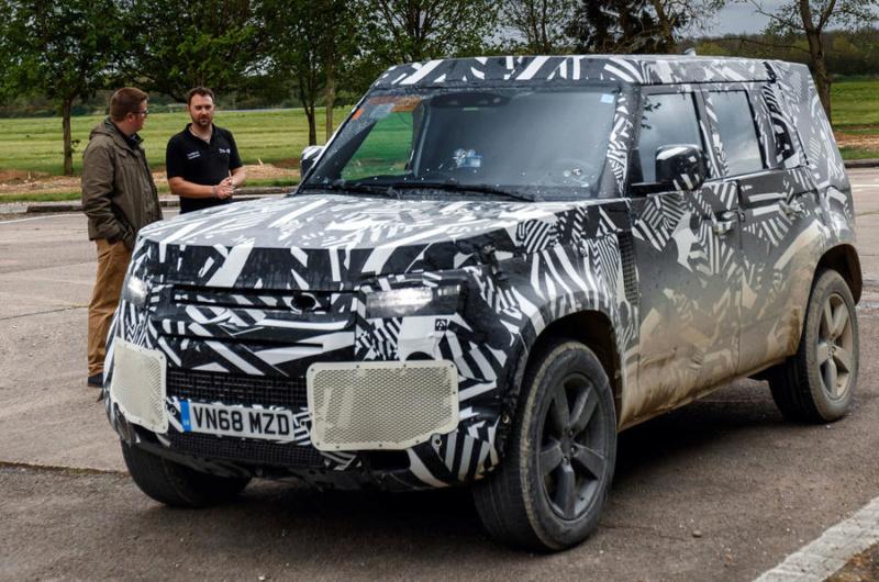 2018 - [Land Rover] Defender [L663] - Page 9 C214