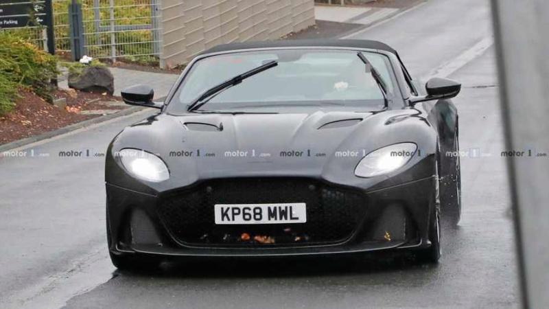 2019 - [Aston Martin] DBS Superleggera - Page 2 C2161d10