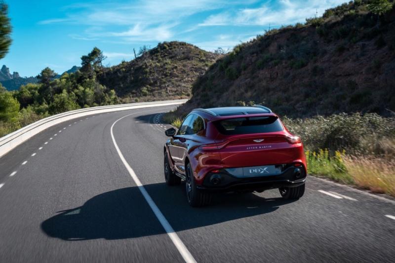 2019 - [Aston Martin] DBX - Page 5 C219ac10