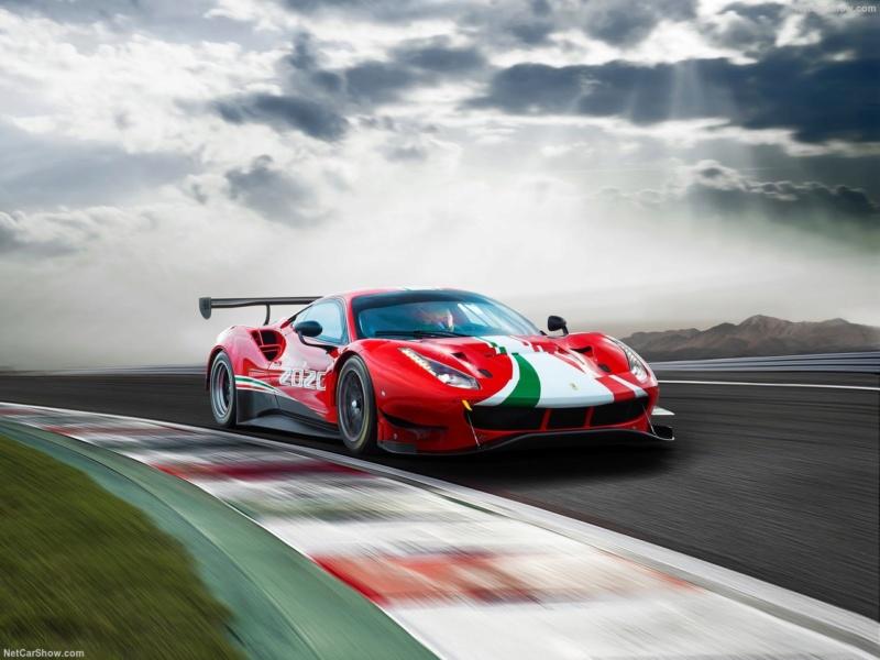 2018 - [Ferrari] 488 Pista - Page 8 C221