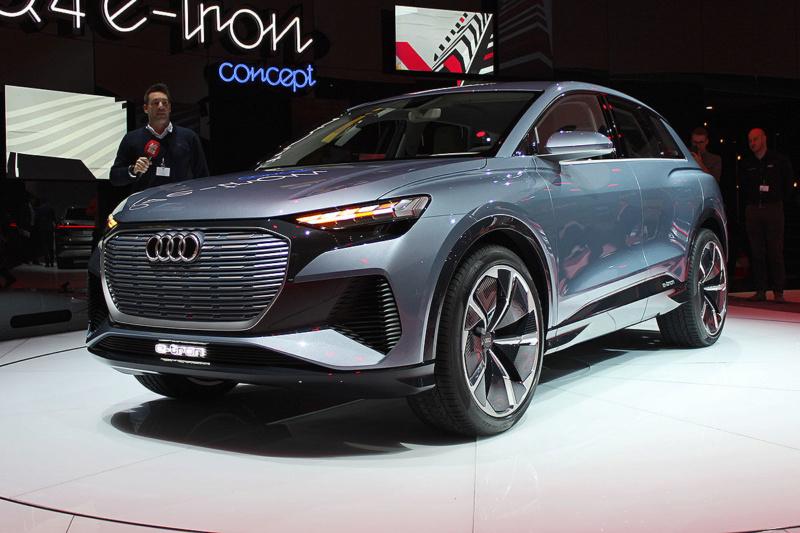 2019 - [Audi] Q4 e-Tron Concept - Page 2 C237c810