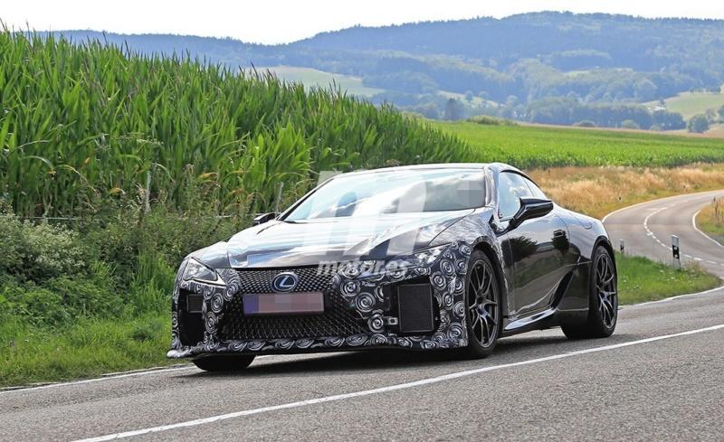 2016 - [Lexus] LC 500 - Page 5 C274dc10