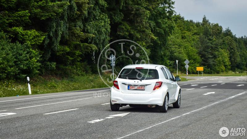 2020 - [Toyota] Yaris C2829410