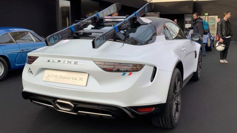 2020 - [Alpine] A110 Sports X C2836610