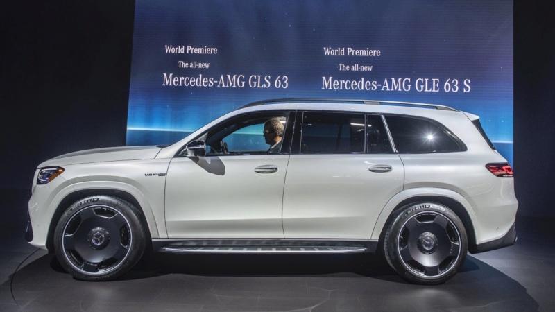 2018 - [Mercedes] GLS II - Page 7 C28bec10