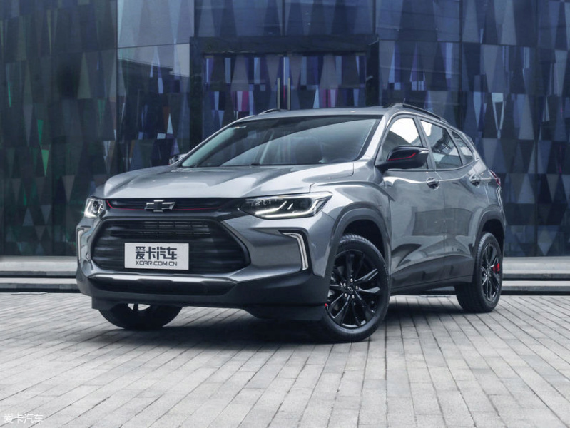 2020 - [Chevrolet] Trailblazer / Tracker C2f10610