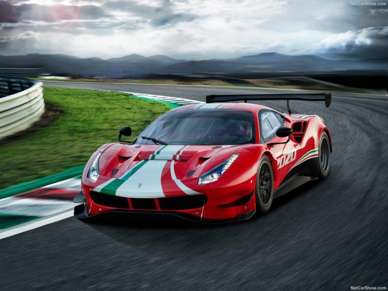 2018 - [Ferrari] 488 Pista - Page 8 C320