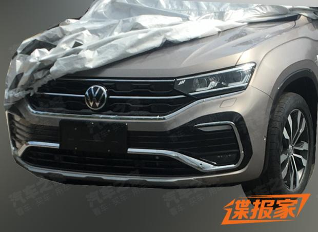 2018 - [Volkswagen] Tayron C3301910