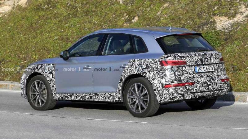 2020 - [Audi] Q5 II restylé C336d110