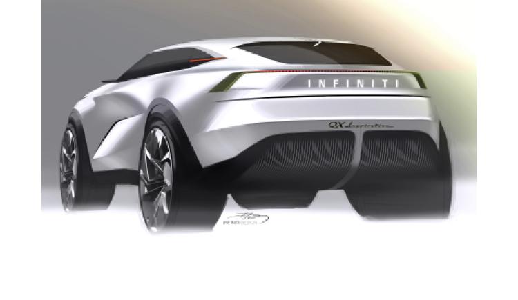 2019 - [Infiniti] QX Inspiration Concept C3619b10