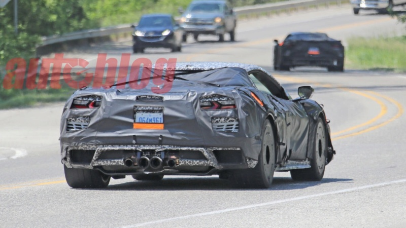 2019 - [Chevrolet] Corvette C8 Stingray - Page 7 C3623610
