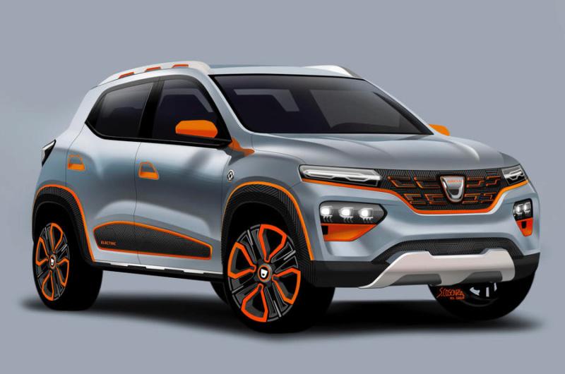 2020 - [Dacia] Spring (show car) C37fec10
