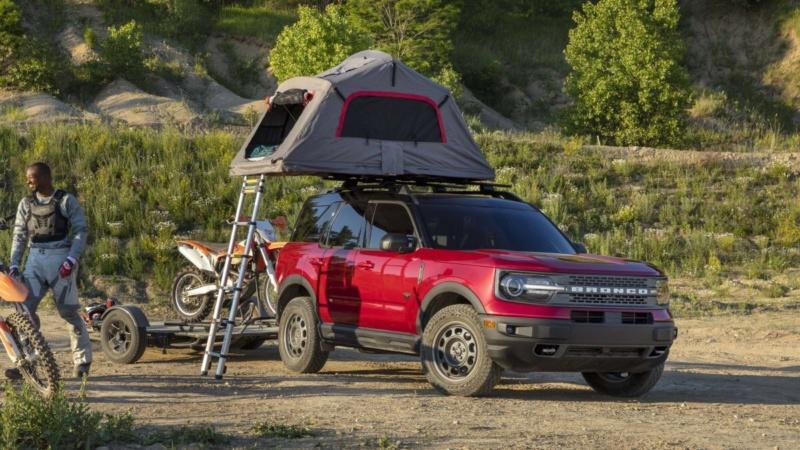 Ford Bronco / Sport (2020) 81