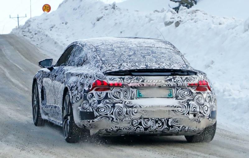 2021 - [Audi] E-Tron GT C3a34810