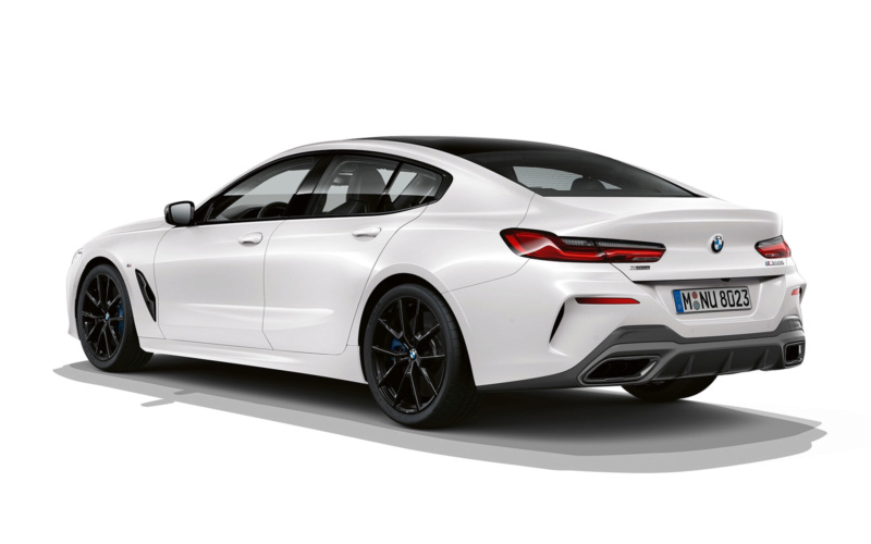 2019 - [BMW] Série 8 Gran Coupé [G16] - Page 6 C3e25910