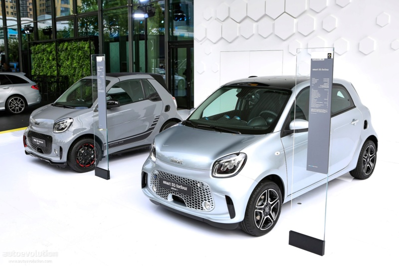 2019 - [Smart] ForTwo III Restylée [C453]  - Page 4 C3ed0c10