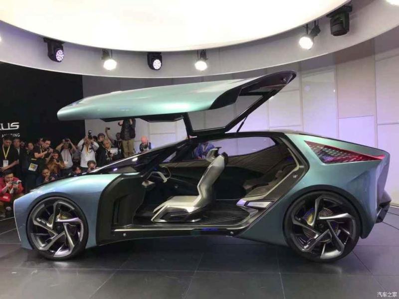 2019 - [Lexus] LF-30 Electrified Concept C3f9d910