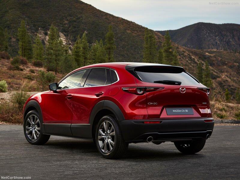 2019 - [Mazda] CX-30 C407b110
