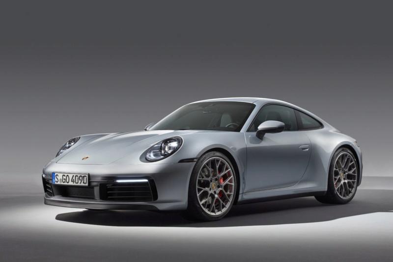 Porsche 911 (992) 2019 8