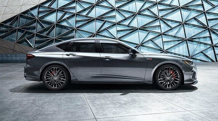 2020 - [Acura] TLX C4441810