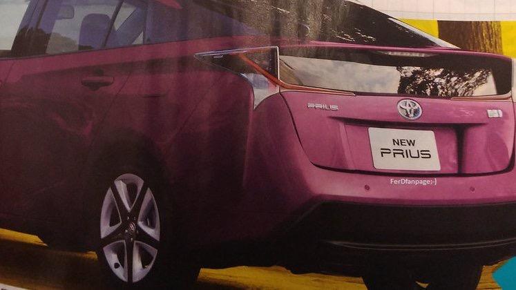 2016 - [Toyota] Prius IV - Page 15 C4518210