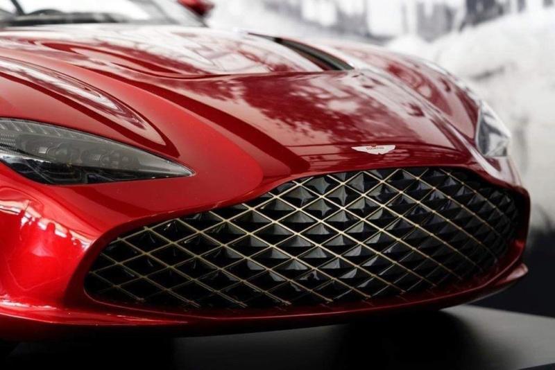 2019 - [Aston Martin] DBS Superleggera - Page 3 C467a310