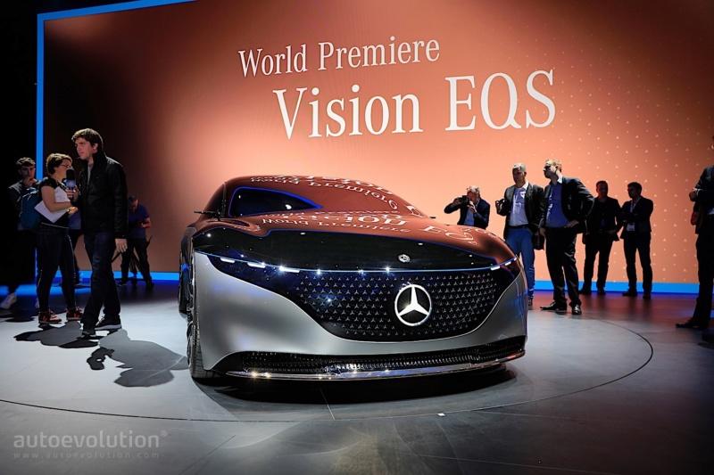 2019 - [Mercedes-Benz] EQS Concept  - Page 2 C4712d10