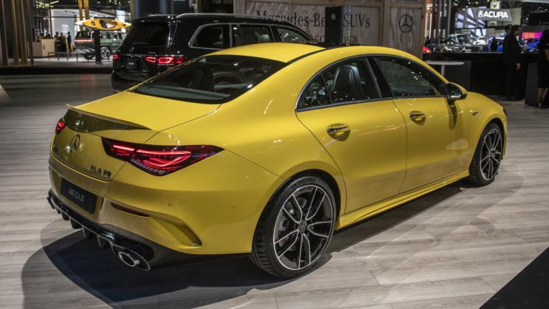 2019 - [Mercedes-Benz] CLA II - Page 8 C4aaa610