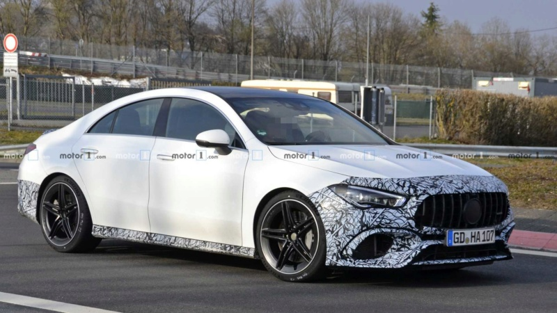2019 - [Mercedes-Benz] CLA II - Page 7 C510