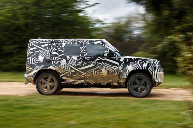 2018 - [Land Rover] Defender [L663] - Page 9 C514