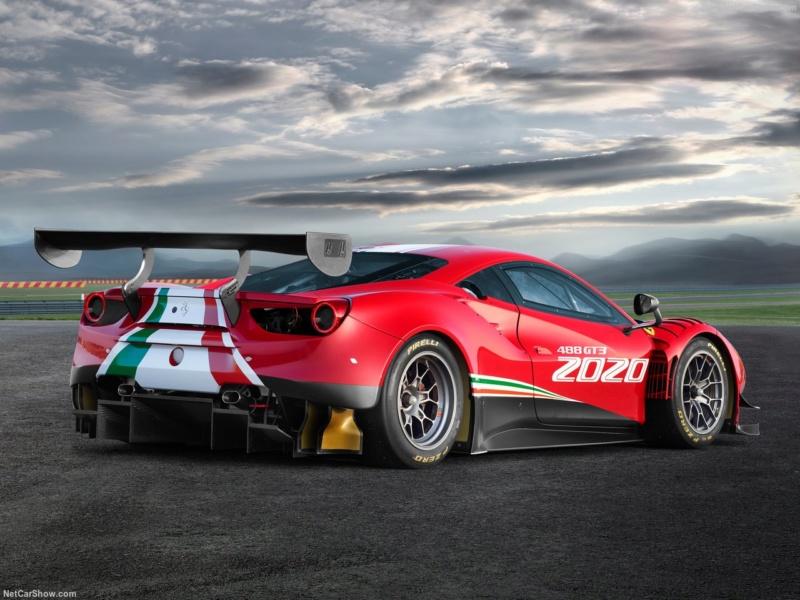 2018 - [Ferrari] 488 Pista - Page 8 C521