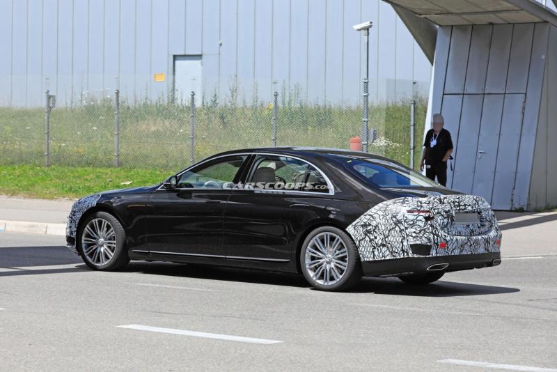2020 - [Mercedes-Benz] Classe S - Page 14 C5c29710