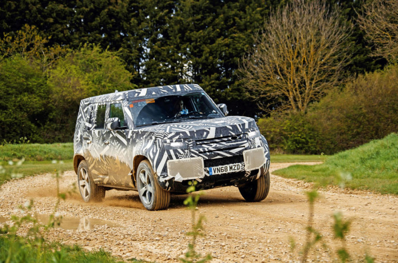 2018 - [Land Rover] Defender [L663] - Page 9 C614