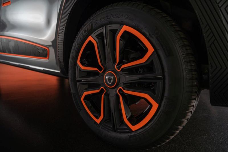 2020 - [Dacia] Spring (show car) C6287410