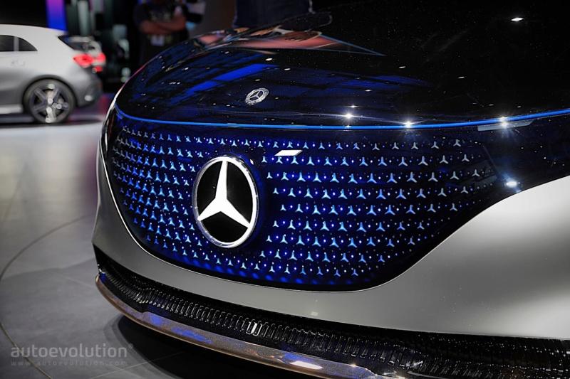 2019 - [Mercedes-Benz] EQS Concept  - Page 2 C63da010