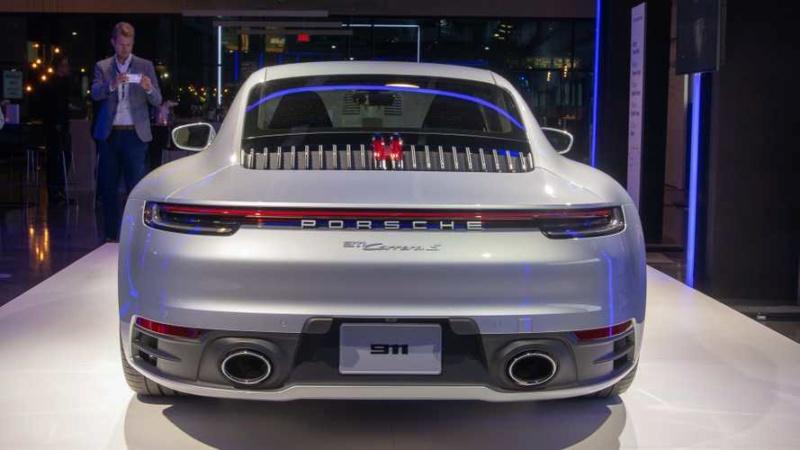 Porsche 911 (992) 2019 23