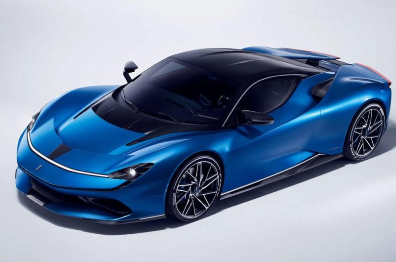 2018 - [Pininfarina] PF0 Concept / Battista  C6b45010