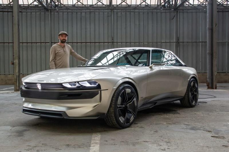 2018 - [Peugeot] e-Legend Concept - Page 8 C6dc8d10