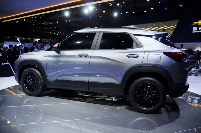 2020 - [Chevrolet] Trailblazer / Tracker C6eeb410