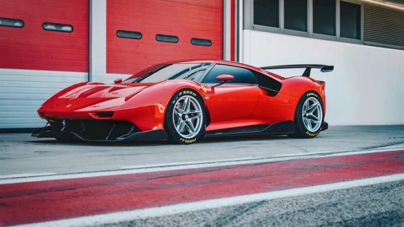[Ferrari] Modèles uniques / One Off - MàJ : F12 TRS - Page 7 C6f27910