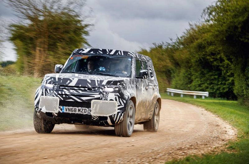 2018 - [Land Rover] Defender [L663] - Page 9 C714
