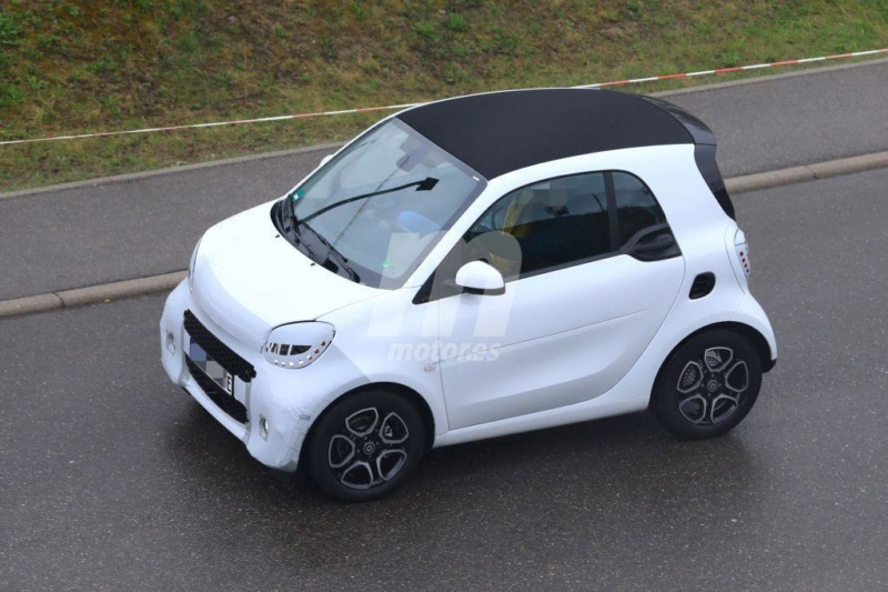 2019 - [Smart] ForTwo III Restylée [C453]  - Page 2 C7317b10