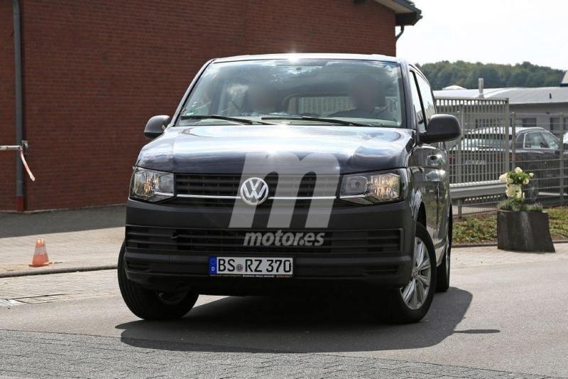 2020 - [Volkswagen] Transporter T6 restylé C7319210