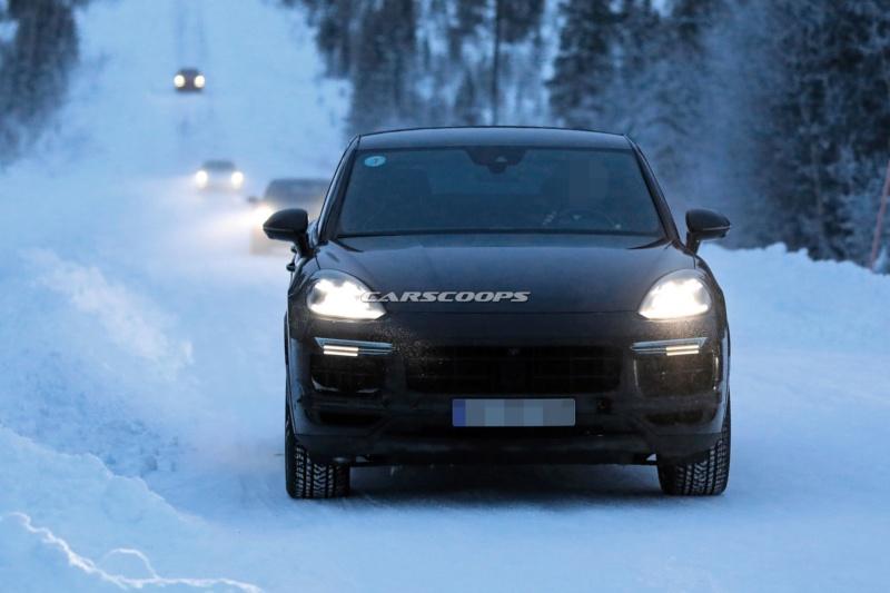 2019 [Porsche] Cayenne coupé - Page 4 C7674210