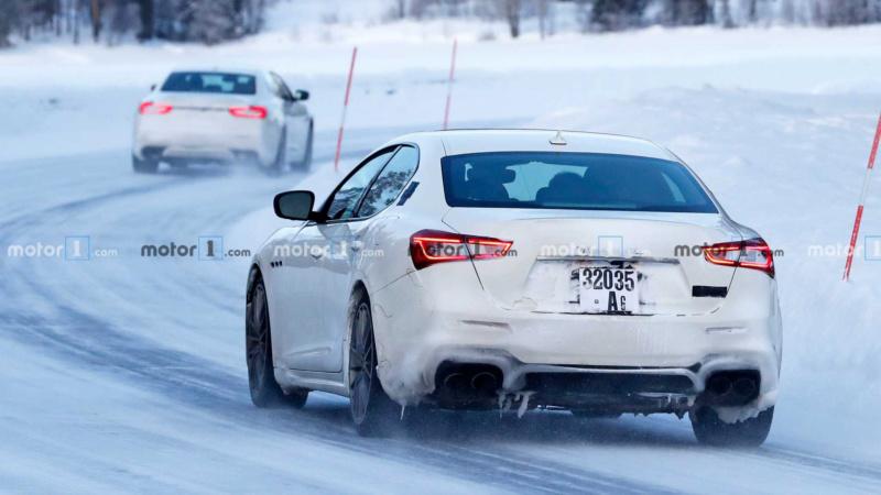 2014 - [Maserati] Ghibli - Page 10 C77d9c10