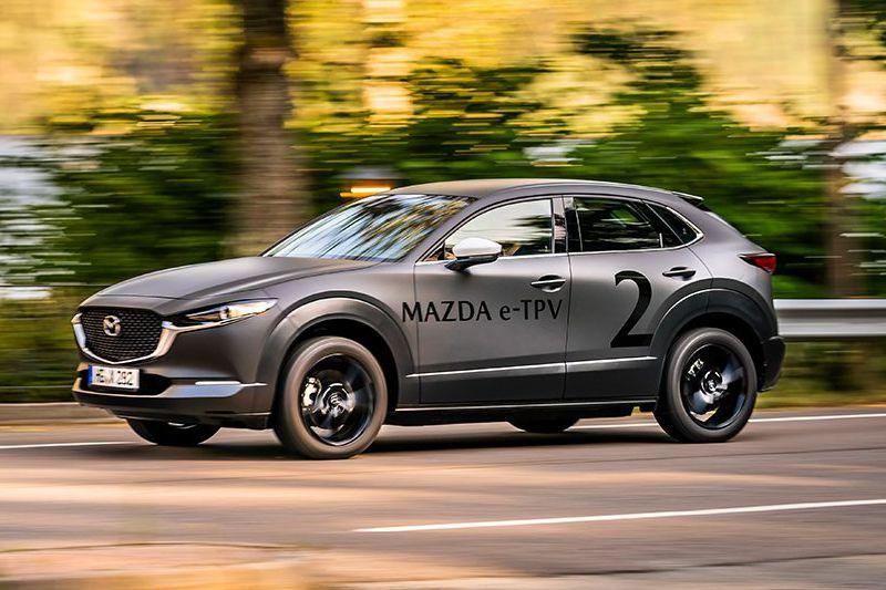 2020 - [Mazda] MX-30 C7894710