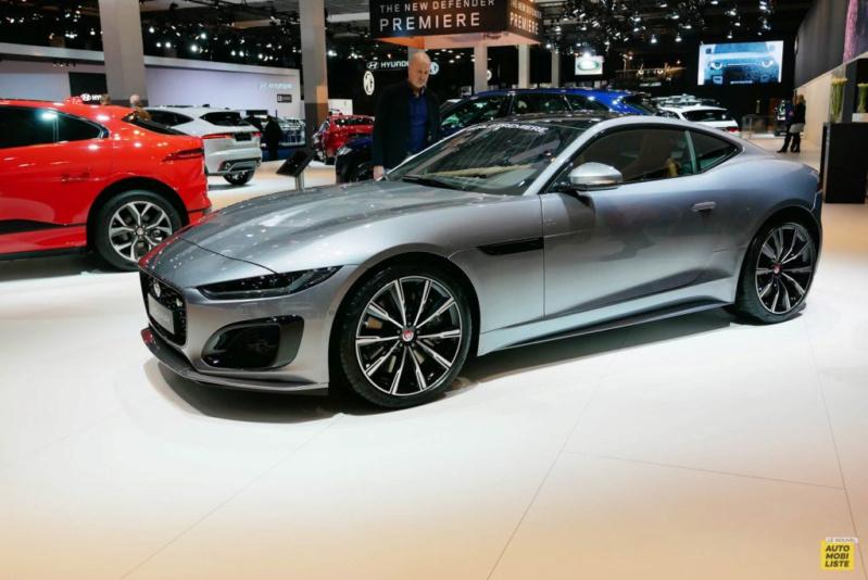 2021 - [Jaguar] F-Type restylée - Page 4 C7ab4210