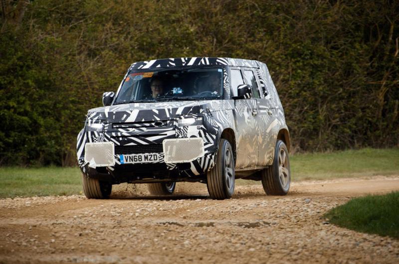 2018 - [Land Rover] Defender [L663] - Page 9 C813