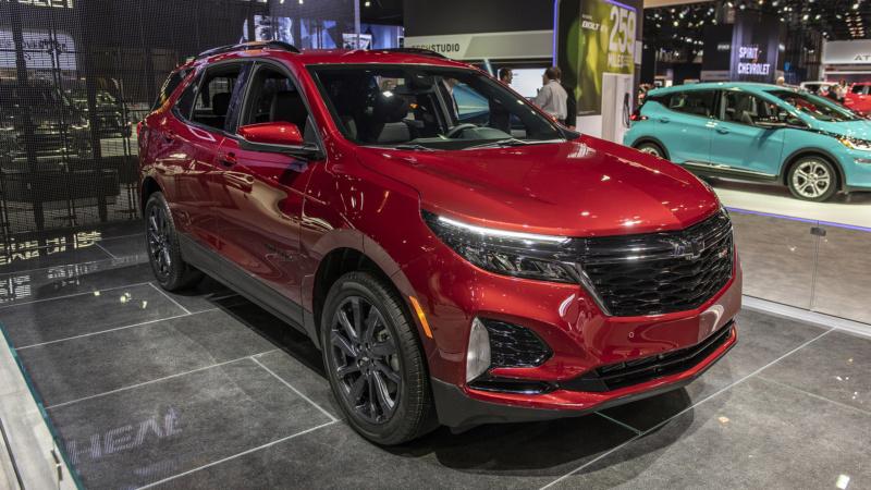 2015 - [Chevrolet] Equinox - Page 2 C8484710