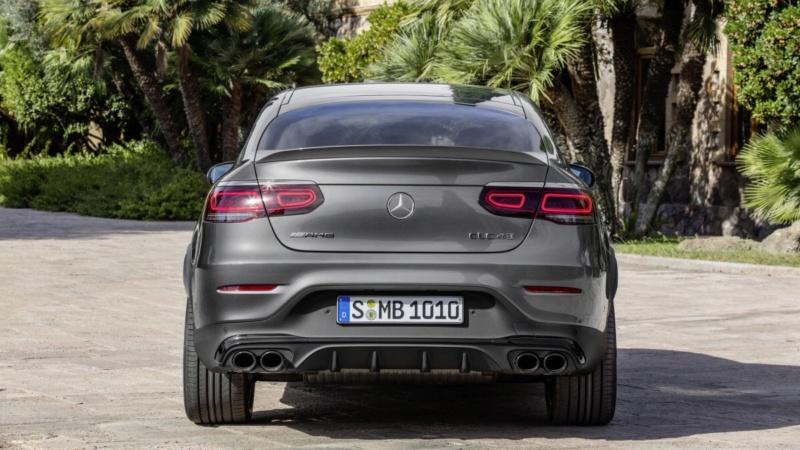 2018 - [Mercedes-Benz] GLC/GLC Coupé restylés - Page 4 C8ee3010